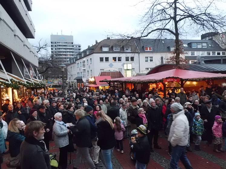Essen Weihnachtsmarkt 2019.Weihnachtsmarkt Essen Steele 2016 Gospel