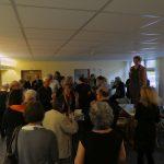 Ansprache der Chorleitung an das singende Volk